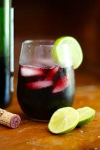 Low carb red sangria recipe is my favorite.