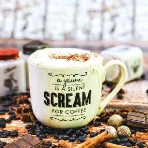 Mexican Coffee Latte recipe image