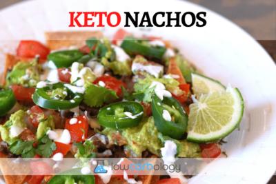 LowCarbology Keto Nachos Recipe