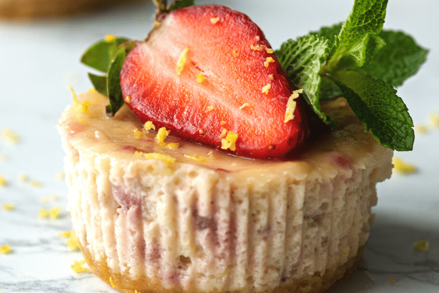 Keto Cheesecake Bites Banner Lowcarb-ology